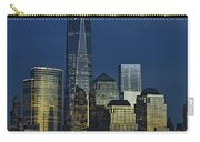 One World Trade Center At Twilight Carry-all Pouch
