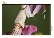 Orchid Mantis Carry-all Pouch