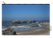 Oregon Beach And Rocks Carry-all Pouch
