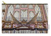 Organ In Cordoba Cathedral Carry-all Pouch