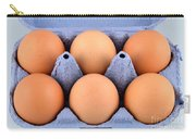 Organic Eggs Carry-all Pouch
