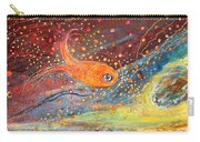 Original Painting Fragment 09  Carry-all Pouch