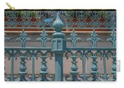 Ornate Fence Carry-all Pouch