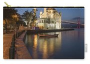 Ortakoy Mosque And Bosphorus Bridge Carry-all Pouch