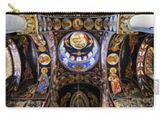 Orthodox Church Interior Carry-all Pouch by Elena Elisseeva