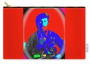 Outlaw Gang Leader Train Bank Robber Murderer Jesse James Collage 1864-2009 Carry-all Pouch