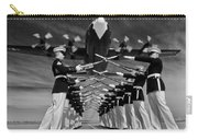 Over The Marine Corps Silent Drill Platoon Carry-all Pouch