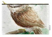 Owl Study Carry-all Pouch