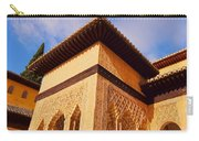 Palacios Nazaries In Granada Carry-all Pouch