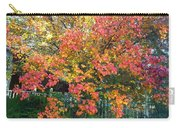 Pallette Of Fall Colors Carry-all Pouch