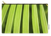 Palm Tree Leaf Carry-all Pouch
