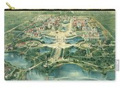 Pan-american Exposition Carry-all Pouch