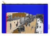 Pancho Villa Captures Juarez Chihuahua May 8 1911 Color Added 2012 Carry-all Pouch