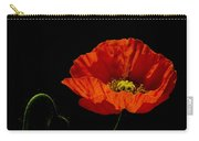 Papaver Carry-all Pouch
