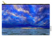 Paradise Is Blue Carry-all Pouch