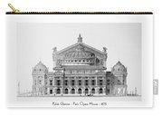 Paris Opera - 1875 Carry-all Pouch