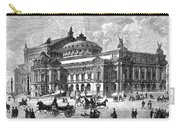 Paris Opera House, 1875 Carry-all Pouch