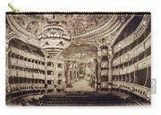 Paris Opera House Carry-all Pouch