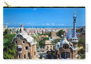 Park Guell In Barcelona Carry-all Pouch