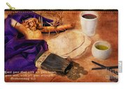 Passion Of Christ Carry-all Pouch