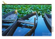 Pateira Boats Carry-all Pouch by Carlos Caetano