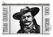 Patent Medicine, C1890 Carry-all Pouch