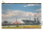 Patriots Point  Carry-all Pouch
