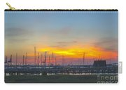Patriots Point Sunset Carry-all Pouch