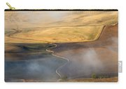 Patterns Of The Land Carry-all Pouch