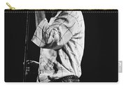 Paul Singing In Spokane 1977 Carry-all Pouch
