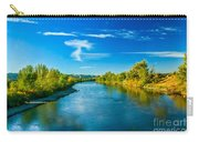 Peaceful Payette River Carry-all Pouch