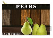 Pear Farm Carry-all Pouch