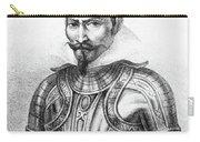 Pedro De Alvarado (1495?-1541) Carry-all Pouch