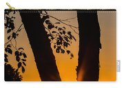 Peeking Sun Carry-all Pouch