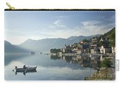 Perast Village In Montenegro Carry-all Pouch