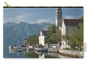 Perast Village On Kotor Bay Montenegro  Carry-all Pouch