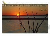1 Peter 1verse25 Carry-all Pouch