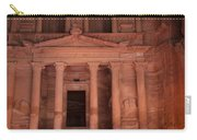 Petra By Night Carry-all Pouch