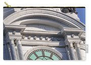 Philadelphia City Hall Clock Carry-all Pouch