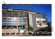 Philadelphia Eagles - Lincoln Financial Field Carry-all Pouch by Frank Romeo