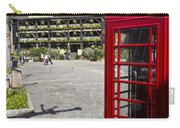 Phone Box London Carry-all Pouch
