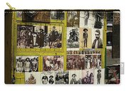 Photos Mexican Revolution Street Photographer's Shed Nogales Sonora Mexico 2003 Carry-all Pouch