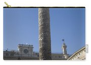 Piazza Colonnai Rome Carry-all Pouch