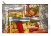 Pickled Vegetables Carry-all Pouch