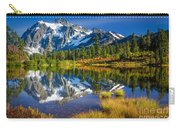 Picture Lake Carry-all Pouch by Inge Johnsson