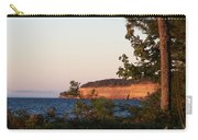 Pictured Rocks At Sunset Carry-all Pouch