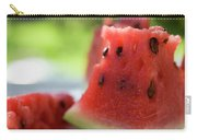 Pieces Of Watermelon Carry-all Pouch
