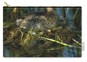 Pied-billed Grebe Nesting Texas Carry-all Pouch