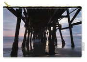 Pier In The Pacific Ocean, San Clemente Carry-all Pouch