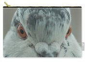 Pigeon Close-up Carry-all Pouch